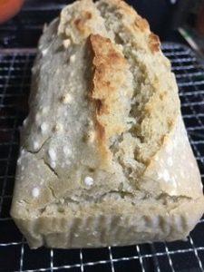 パラダイス酵母のそば粉パン