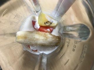 マクロビオティック 朝食 ジュース作り方